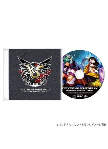 The King of Fighters XV Rom Package - Bogard ver.- (PS4) The King of Fighters XV Rom Package - Bogard ver.- (PS4)