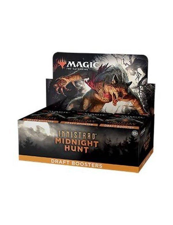 MAGIC: The Gathering Innistrad: Midnight Hunt Draft Booster (English Ver.) (Box / 36 packs) MAGIC: The Gathering Innistrad: Midn