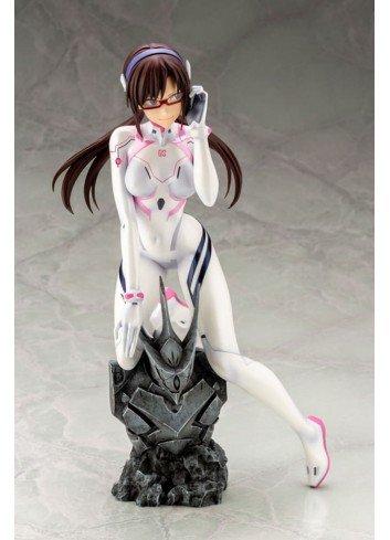 Makinami Mari Illustrious -White Plugsuit Ver.- Makinami Mari Illustrious -White Plugsuit Ver.-