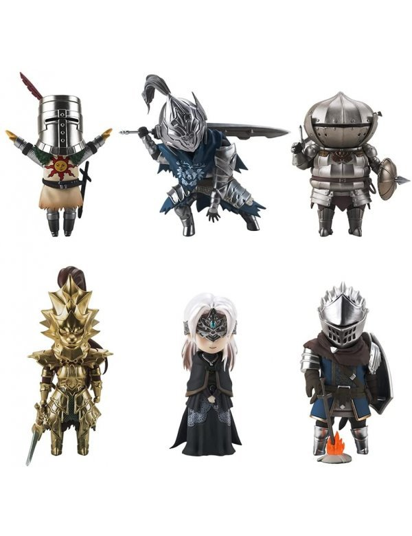 Dark Souls Deformed Figure Vol. 1 (Box / 6 pieces) Dark Souls Deformed Figure Vol. 1 (Box / 6 pieces)
