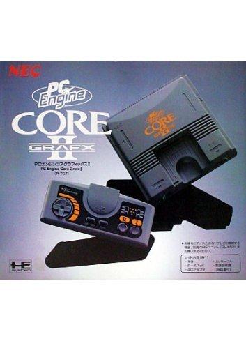 PC Engine CoreGrafx II
