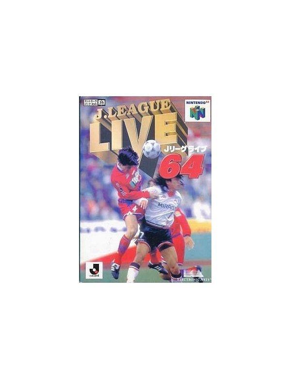 J.League LIVE 64