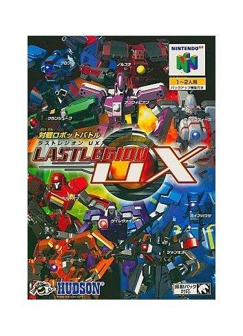 Last Legion UX