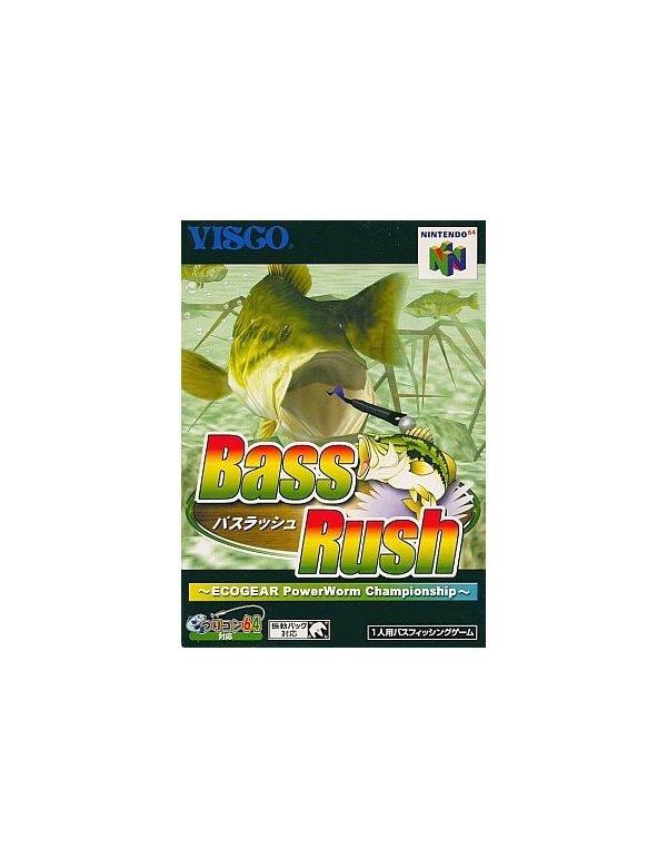 Bass Rush - ECOGEAR