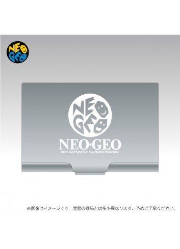 NEOGEO Aluminium Card Case