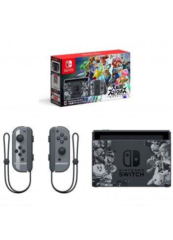 Kit upgrade Super Smash Bros. SPECIAL pour Switch