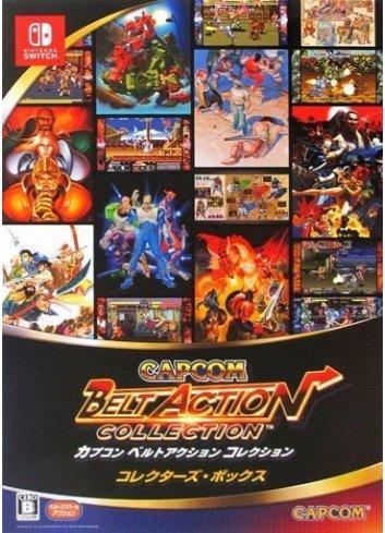 Capcom Belt Action Collection (Collectors Box)