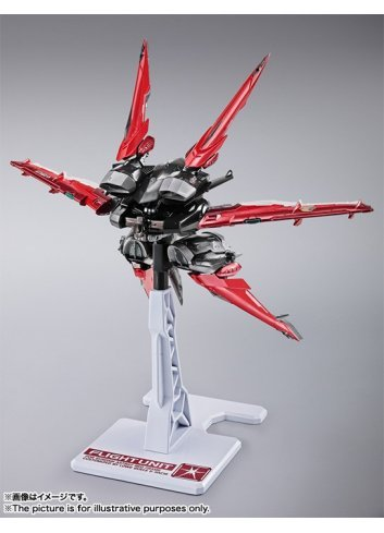 METAL BUILD Flight Unit Option Set