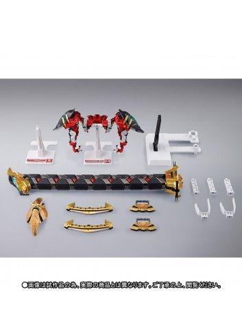 METAL BUILD Powered Red & 150 Gerbera Straight [power] Option