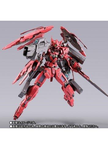 METAL BUILD Gundam Asturea TYPE-F (GN HEAVY WEAPON SET)