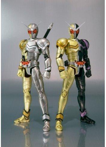 S.H.Figuarts Kamen Rider W Luna Joker & Luna Metal