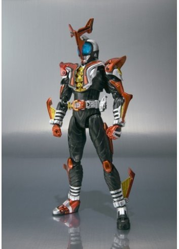 S.H.Figuarts Kamen Rider Kabuto Hyper Form