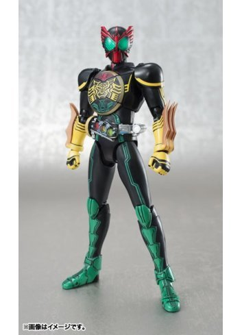 S.H.Figuarts Kamen Rider OOO Tatoba Combo