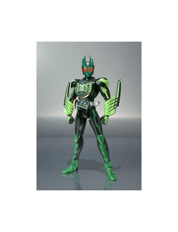 S H Figuarts Kamen Rider OOO Gatakiriba Combo   Bandai