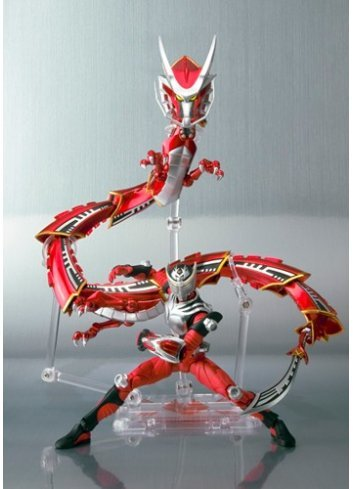 S.H.Figuarts Kamen Rider Ryuki & Dragreder set