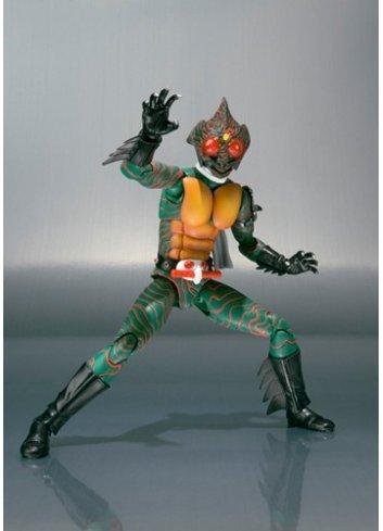 S.H.Figuarts Kamen Rider Amazon /& Jungler set action figure