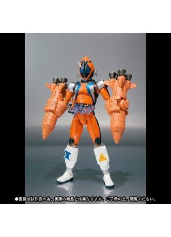 S.H.Figuarts Kamen Rider Fourze Rocket States