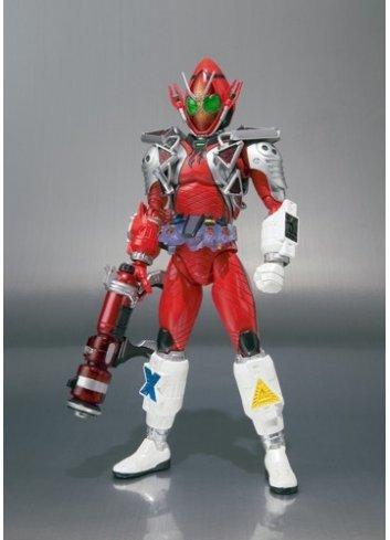 S.H.Figuarts Kamen Rider Fourze Fire States