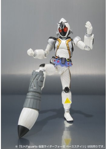 S.H.Figuarts Kamen Rider Fourze - Module Set 04