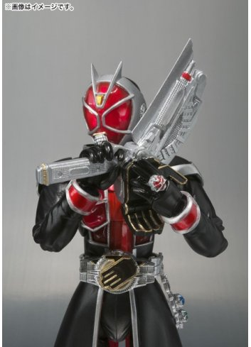 S.H.Figuarts Kamen Rider Wizard Flame Style