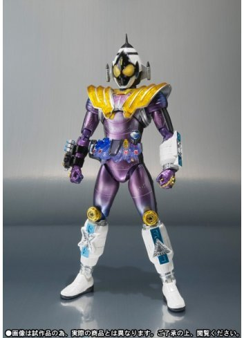 S.H.Figuarts Kamen Rider Fourze Meteor Fusion States