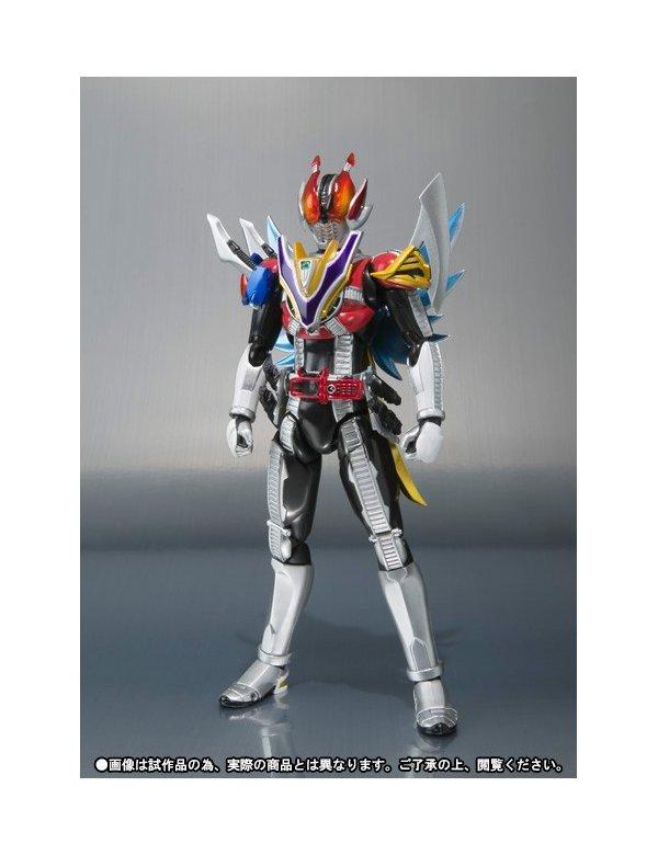 S H Figuarts Kamen Rider Den-O Ultra Climax Form | Bandai
