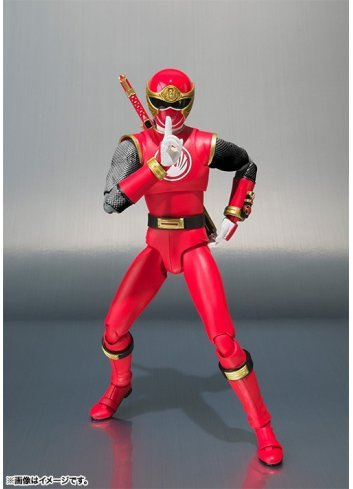 S.H.Figuarts Hurrican Red