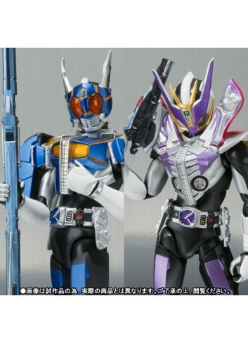 S.H.Figuarts Kamen Rider Den-O Gun Form & Den-O Rod Form