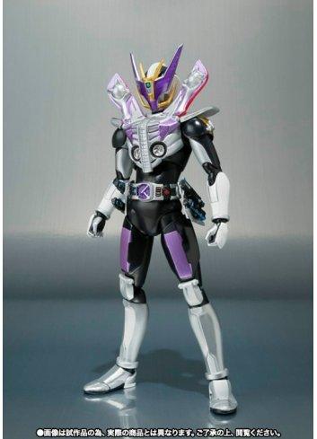 S H Figuarts Kamen Rider Den-O Gun Form & Den-O Rod Form