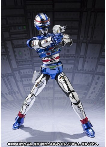 S.H.Figuarts Space Sheriff Shaider