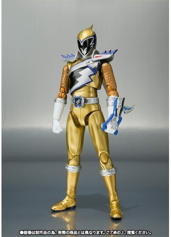 S.H.Figuarts Kyoryu Gold