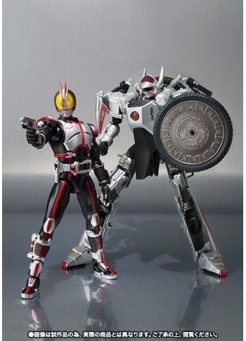S.H.Figuarts Otovajin & Kamen Rider Faiz set