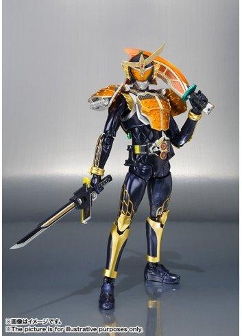 S.H.Figuarts Kamen Rider Yoroibu Orange Arms