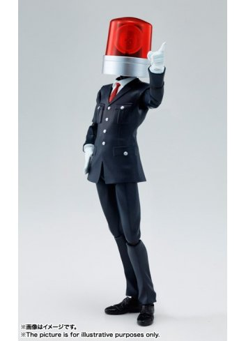 S.H.Figuarts Patrol Lamp Man