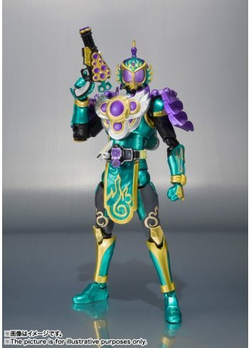 S.H.Figuarts Kamen Rider Ryugen Budo Arms