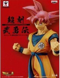 Super Saiyan God SonGoku (Choukoku Buyuuden)