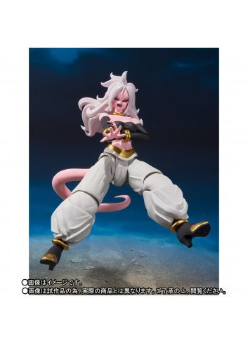 S.H.Figuarts Android 21 / C21