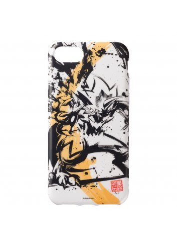 Soft Jacket for iPhone 8/7/6s/6 Sumie Retsuden Zeraora