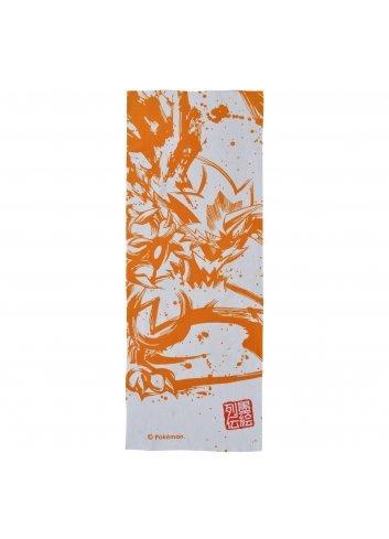 Hand Towel Sumie Retsuden Zeraora