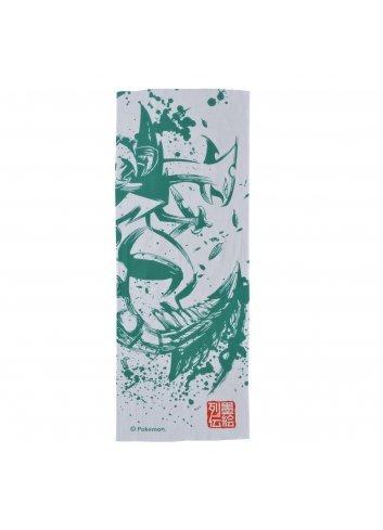 Hand Towel Sumie Retsuden Mega Jukain | Mega Sceptile
