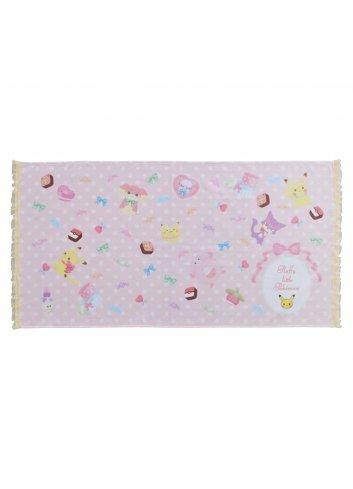 Mini Bath Towel fluffy little pokémon