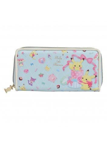 Long Wallet fluffy little pokémon