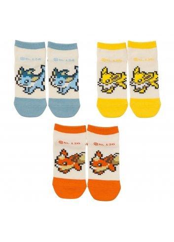 Short Socks EIEVUI DOT COLLECTION x3 set (R1)