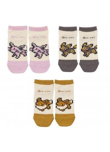 Short Socks EIEVUI DOT COLLECTION x3 set (R2)