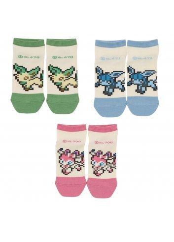 Short Socks EIEVUI DOT COLLECTION x3 set (R3)