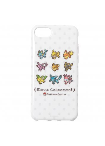 Soft Jacket for iPhone 8/7/6s/6 EIEVUI DOT COLLECTION