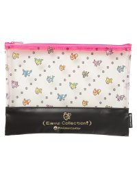 Flat Pouch Eievui dot Collection