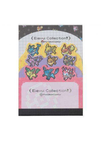 Memo Pad Eievui dot Collection