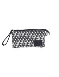 Pouch Houndstooth Pikachu