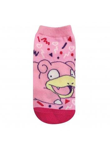 Short Socks Carax Yadon | Slowpoke (Pink)